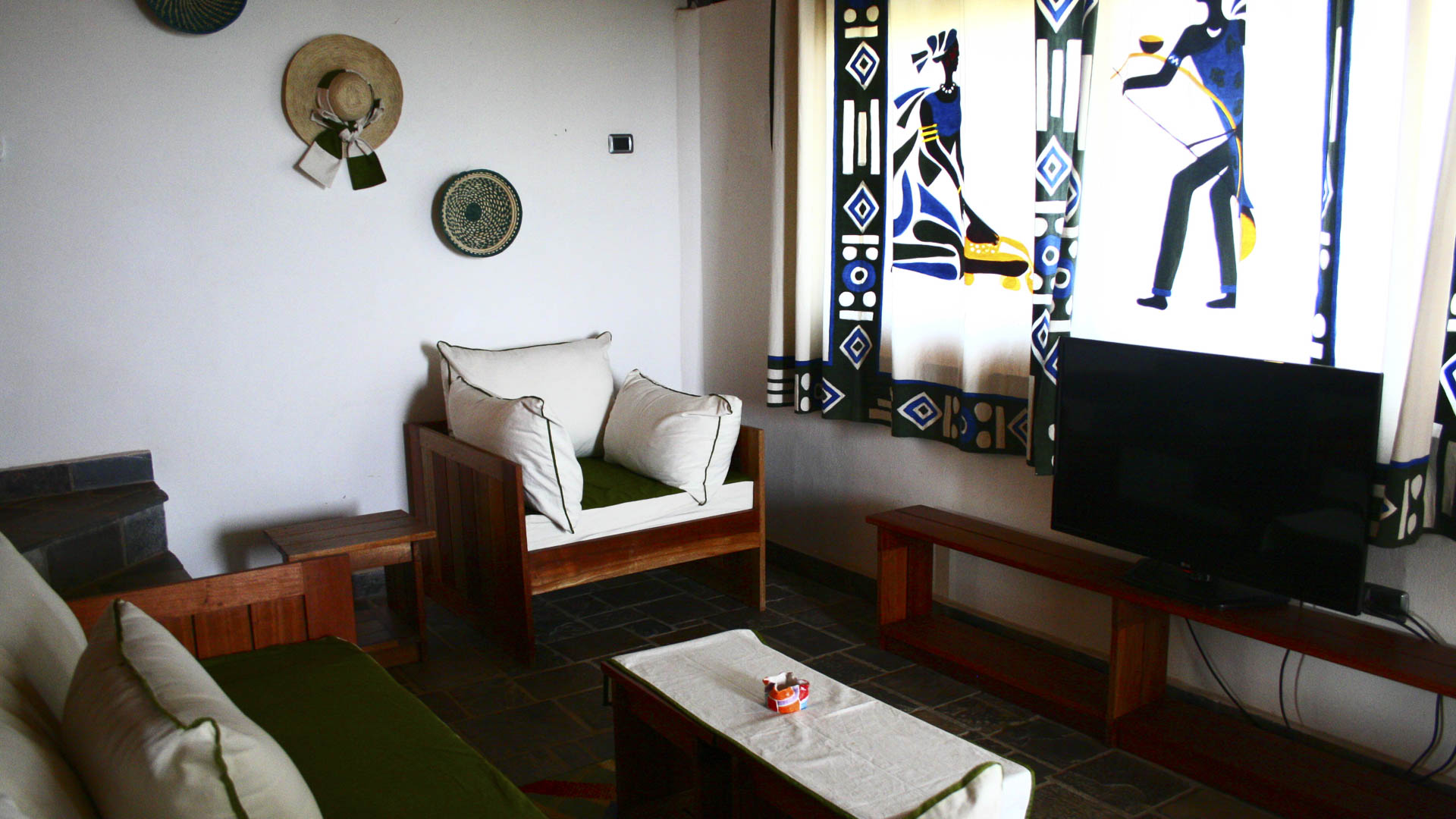 Suite Senior - Hotel Club du Lac Tanganiyka