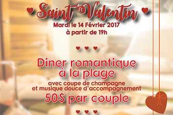 Saint Valentin – 2017