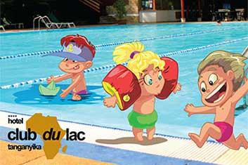 Kids happy summer