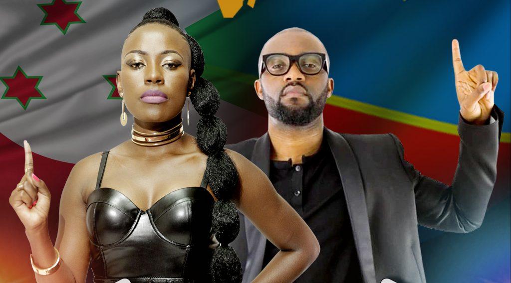 Clôture de la tournée Uburundi Bwacu Tour et lancement officiel de la vidéo ft Fally Ipupa